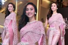 สวย หวาน ครบสูตรสาวไทยต้องยกให้นางจริงๆ นาว ทิสานาฏ