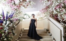 ทรงพระสิริโฉมงดงามที่สุด พระองค์หญิงสิริวัณณวรีฯ เสด็จเป็นองค์ประธานงาน Vogue Gala 2017