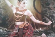 ขวัญ อุษามณี ในชุดไทย งามจนต้องอุทานนางในวรรณดีชัดๆ