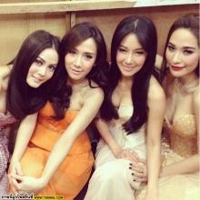 อั้ม นุ่น พลอย เจนี่ 4 สาวฮอตประชันสวย