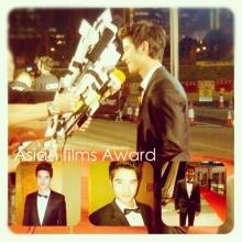PIC มาริโอ้ ในงาน asian films award