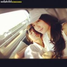 pic : น้องอชิ สุดหล่อ ลูกแม่โบว์- พ่อฟลุค