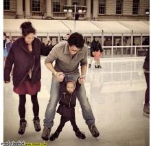 พอลล่า กับครอบครัวสุดน่ารัก