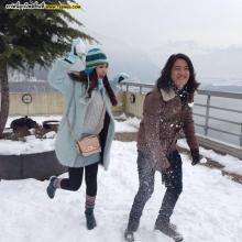 Pic : ตามกอง ซินเดอเรล่ารองเท้าแตะ in Switzerland จ้า~!!