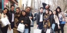 มาแล้วภาพหวานๆของ อั้ม-แอมป์ ที่เกาหลี