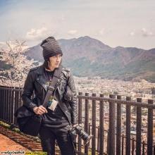 pic:: ตาม รุจ เดอะสตาร์ เที่ยว ญี่ปุ่น