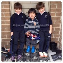 Pic :3พี่น้องซุปตาร์เด็ก เฮเดน - โจชัวส์ - ชาร์ลี ณ ต่างแดน