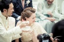 ภาพสวยๆจัดเต็มจากงานแต่ง ซี ฉัตรปวี
