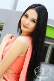 Miss Intercontinental : รูปโปรไฟล์ สวยเริ่ด สุดๆ