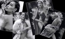 แซ่บ สด เดือด! 9 ภาพ เผ็ดซี๊ด ของ'เมนเทอบี'จาก VogueThailand