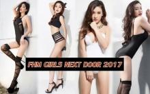 น้ำลายแทบหก! ส่อง 20 สาวสวยFHM GIRLS NEXT DOOR 2017 งานดีทุกคน!