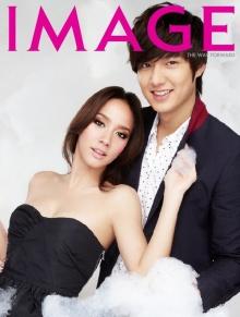 อั้ม พัชราภา - ลี มิน โฮ สองซุปตาร์สุดฮอต จาก IMAGE