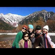 ตาม บี น้ำทิพย์ เที่ยว ญี่ปุ่น