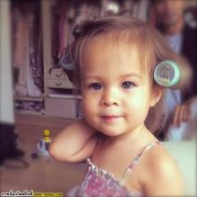 ไลลา เจน บัทเทอรี่ สาวน้อยในตาสวย :)