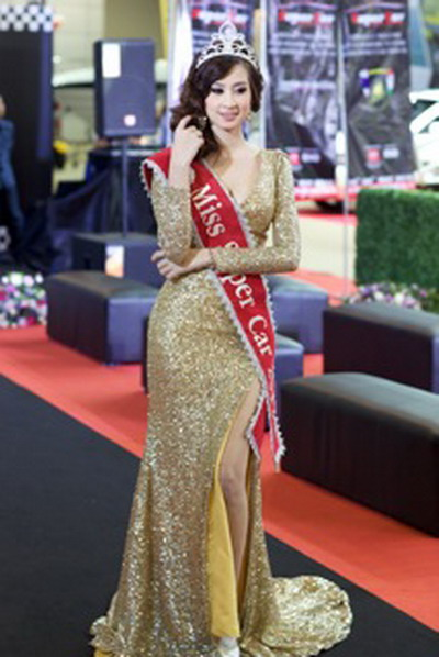 Miss Super Car 2012