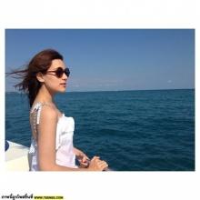 ตามคู่จิ้นหมาก-คิมตะลุยเที่ยวทะเลกัน