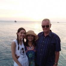 สดใส ญาญ่า ควงครอบครัวเที่ยวทะเล มัลดีฟส์