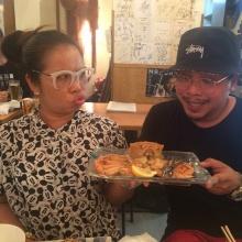 ตลกไฮโซ ตุ๊กกี้ ควงหวานใจบูบู้ เที่ยวญี่ปุ่น