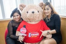 ภาพสวยๆของดูโอ้ พลอย-เต้น กับพี่หมี TEENEE.COM