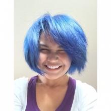 สีผมใหม่ ของ ตั๊กแตน ชลดา  แซ่บ!สุดๆ