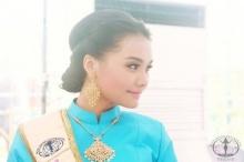 Miss Intercontinental : ชุดไทย สวยไม่แพ้ใครในโลก