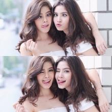 น่ารัก มิลลี่-นิกกี้ นางเอกฝาแฝดคู่แรกของไทย จาก บ้านศิลาแดง