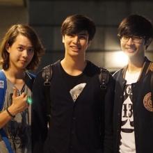 นี่ไงงง !! 3 หนุ่มคนใหม่ ที่เค้าว่ากันมาแทนเจมส์จิ