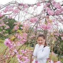 ชีวิตดี๊ดี ใบเฟิร์น พิมพ์ชนก ลัลล้า ณ ญี่ปุ่น