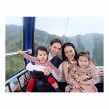 พี่ณิรินกับน้องมายู ตะลุยเที่ยวฮ่องกง น่ารักจังเลย