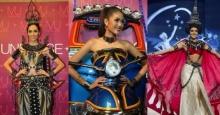 มาชมชุดประจำชาติ Miss Universe ย้อนหลัง 5 ปี ของไทยกัน