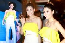น่ารักอ่ะ!! มาร์กี้ สวยน่ารักในชุดเกาะอกเหลืองอวดไหล่ขาว