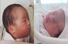 ชมภาพชัด น้องออเกรซ ลูกสาวคนที่ 4 ของพ่อเปิ้ล - แม่จูน