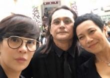 ภาพหาดูยาก เปิดภาพเราสามคน แอม-เปิ้ล-ตั้ว