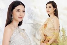 มิว นิษฐา คือ 1 ใน คนที่แต่งชุดไทยได้ขึ้นที่สุด!!