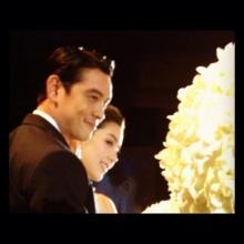 ประมวลภาพหวาน งานฉลองงานแต่งงานวุ้นเส้น-ชาคริต