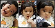 ไลลา+ณดา สาวน้อยซูปตาร์ ลูกนางเเบบเเละลูกดารา