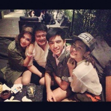 ว้าววว !! กุ๊บกิ๊บ กับเหล่าผองเพื่อน ในปาร์ตี้วันเกิดกาโม่ อาชวิน อยู่บำรุง