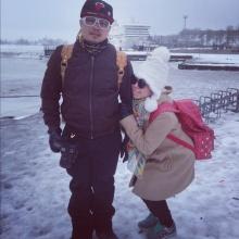 Pic : หวานเว่อร์ ตุ๊กกี้ สวีท แฟนหนุ่ม ไกลถึงสวีเดน