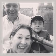 ตามครอบครัวลูกเกด เมทินี  ตะลุย USA