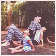 เคน ธีรเดช หลังกล้อง กับ ครอบครัว วงศ์พัวพัน น่ารัก อบอุ่นที่สุด