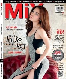 เซ็กซี่เล็กๆกับนางร้ายพรแสวง จอย ชลธิชา :: MiX Magazine