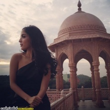 Pic : พิ้งกี้ สาวิกา สวยเริ่ดเว่อร์ ณ อินเดีย @IG
