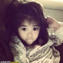 Pic : น้องลียา ลูกสาวแม่ธัญญ่า นับวันยิ่งน่ารั๊คม๊ากมาก