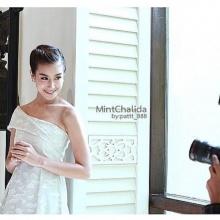 Pic : มิ้นท์ ชาลิดา สวยหวาน งดงามม๊ากมาก