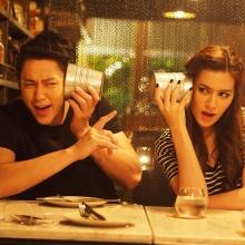 Pic : ภาพหวานๆของคู่จิ้น หมาก - คิม