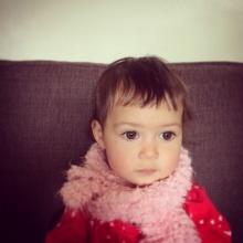 Pic : น้องเมตตา ลูกสาวอุ้ม สิริยากร นับวันน่ารักเฟ่อร์