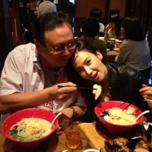 Pic : อั้ม พัชราภา - คุณพ่อ น่ารักม๊ากมากเลย