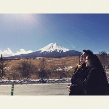 หวานเว่อร์ !! พิ้งกี้ ควงสามีเที่ยวญี่ปุ่น
