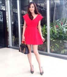 ว้าววว !! เหล่าซุปตาร์ กับชุดแดง ในเทศกาลตรุษจีน