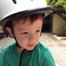 เด็กคนนี้น่ารักจริงๆ !! น้องวิน ลูกพ่อวิลลี่ แมคอินทอช